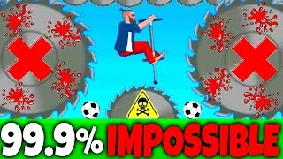 SHORT RIDE - 99.9% IMPOSSIBLE #7 - EXTREME LEVEL - SHORT LIFE (HD)