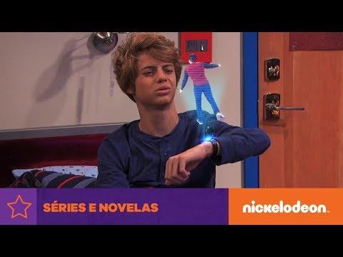 Henry Danger  Um dia ruim  Nickelodeon em Português