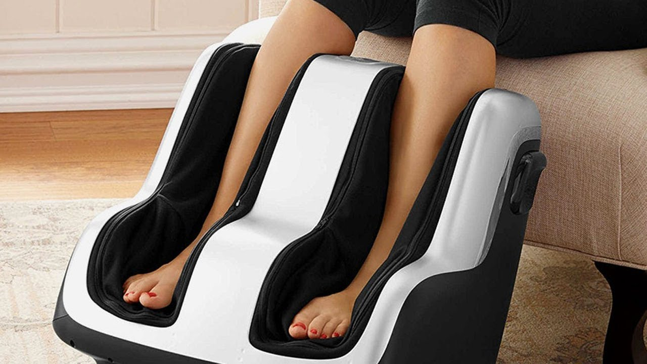 5 Best Foot Massagers You Can Buy In 2019 Youtube