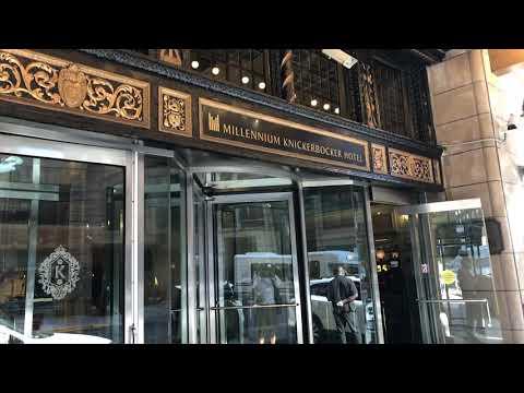 Knickerbocker Hotel Chicago