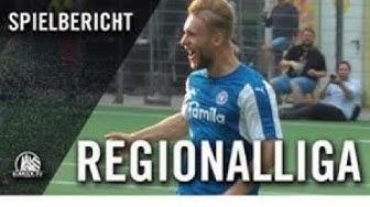 FC Teutonia 05 - Holstein Kiel II (3. Spieltag, Relegation zur Regionalliga Nord)
