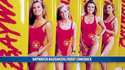 Baywatch Badeanzug feiert Comeback