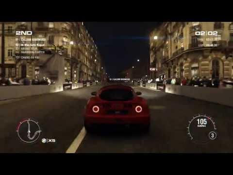 GRID 2 PC Gameplay [HD] Alfa Romeo 8C Competizione on Oakley Race Championship, WSR Season 4 Finale