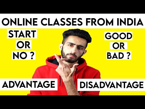 Canada Online Classes From India Good Or Bad ?