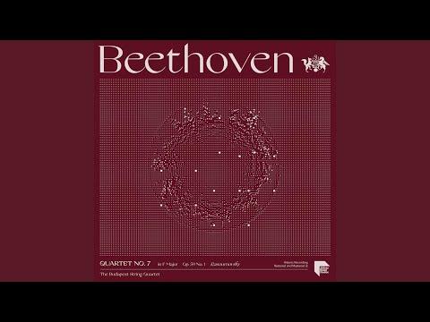 """Quartet No. 7 In F Major, Op. 59 No. 1 """"Rasoumovsky"""": I. Allegro"""