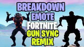 crackdown emote remix