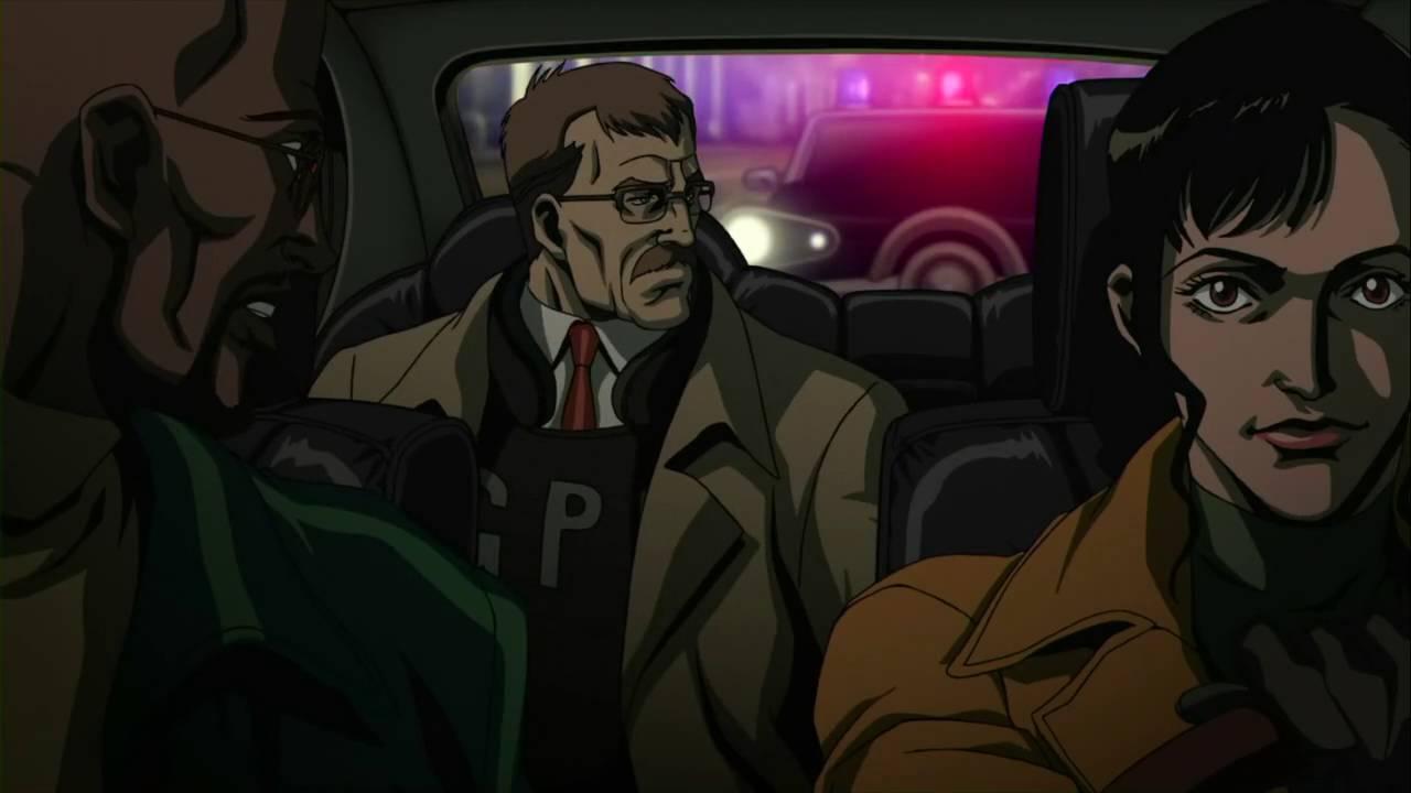 "Download Batman : Gotham Knight ""Batman Saves Gordan"" HD"