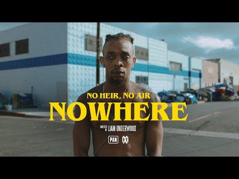 josh pan and X&G - nowhere (Official Music Video)