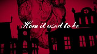 Ghost Town by The Haunted Echoes (Lyric Video)