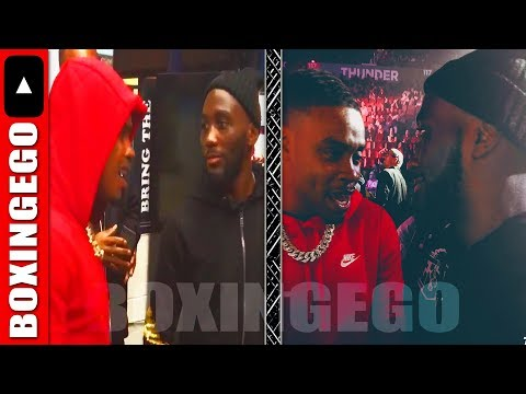 CRAWFORD CALLS SPENCE 'FAT' TO HIS FACE, SPENCE V CRAWFORD 💰BET, KEITH THURMAN INSULTED | BOXINGEGO
