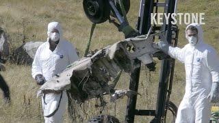 Helikopter-Absturz: Neue Bilder zeigen ein Trümmerfeld - Helikopter - Gotthard - Armee