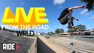 Anthony Shetler, Andrew Cannon, And More! - World Industries Long Hard Summer Tour Ep.4