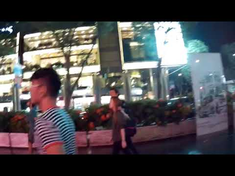 Orchard Road Singapore 2018