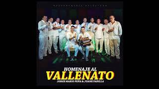 Gambar cover Lo Que Tienen Tus Ojos | Jorge Mario Peña - JuanK Padilla | - Homenaje Al Vallenato