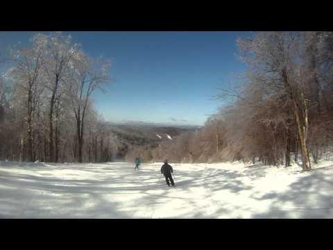 Mount Sunapee Blast Off (GoPro HD Hero)