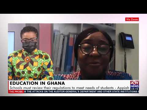 Education in Ghana: The fine line between freedom and standards - The Probe on JoyNews (22-3-21)