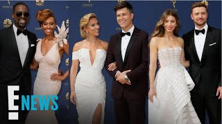 Hot Couples at 2018 Emmys: Jessica Biel & Justin Timberlake and More | E! News
