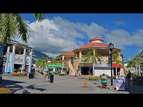 Saint Kitts - Basseterre (with Royal Princess)