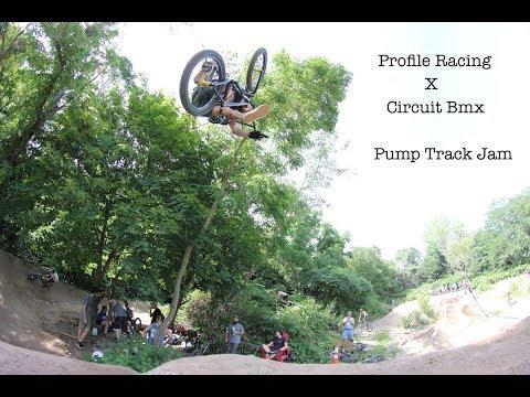 Profile Racing X Circuit BMX: Roger Williams Pump Track Jam
