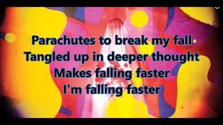Balance and Composure- Parachutes Lyrics