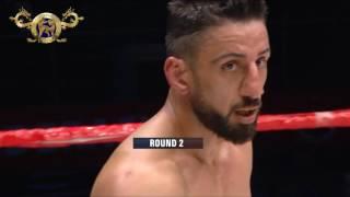 Adem Bozkurt VS Imro Main  (23.04.2016 Champions Night Istanbul Kick Boks Galası)