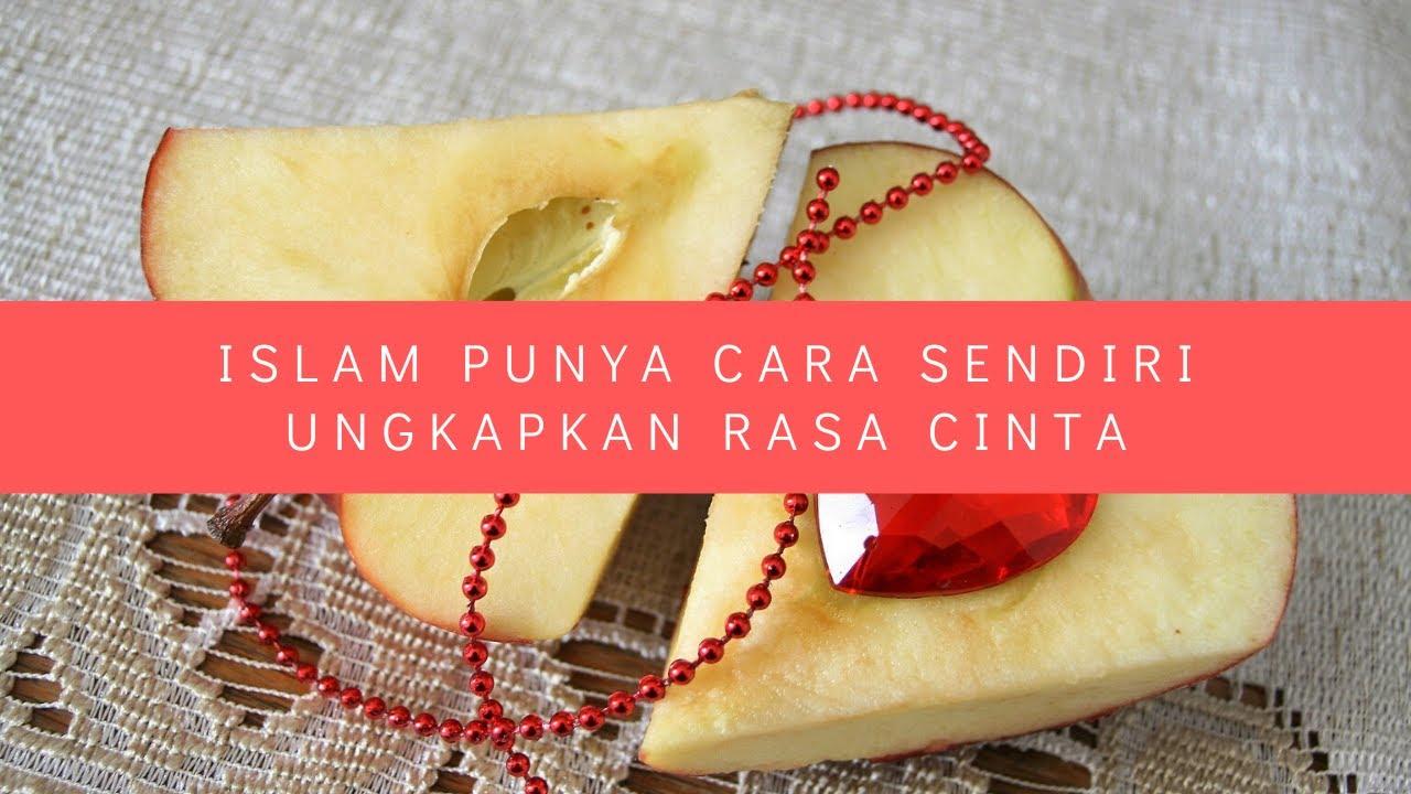 Bukan Dengan Valentine, Ini Cara Islam Mengungkapkan Rasa Cinta - Ustadz Ahmad Azzam Yasir #asumsi