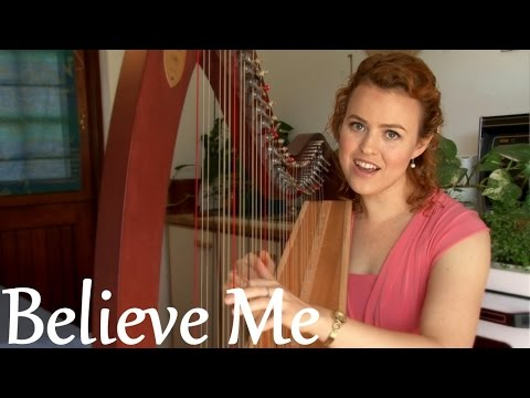 Believe Me If All Those Endearing Young Charms HARP/VOICE arr. Mary O'Hara