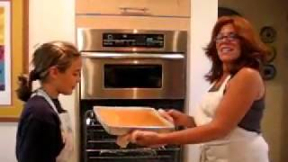 Making Grandma's Italian Cassata Cake- Step 1