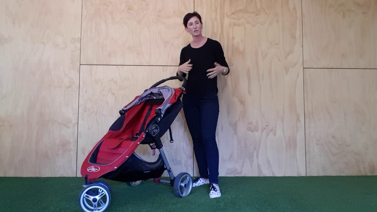 Baby jogger city mini review nz - YouTube