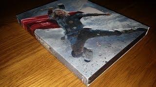 How to make and Print a Custom Blu-ray Slipcover Tutorial