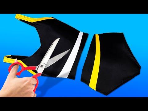 Clothes Shredding Designs