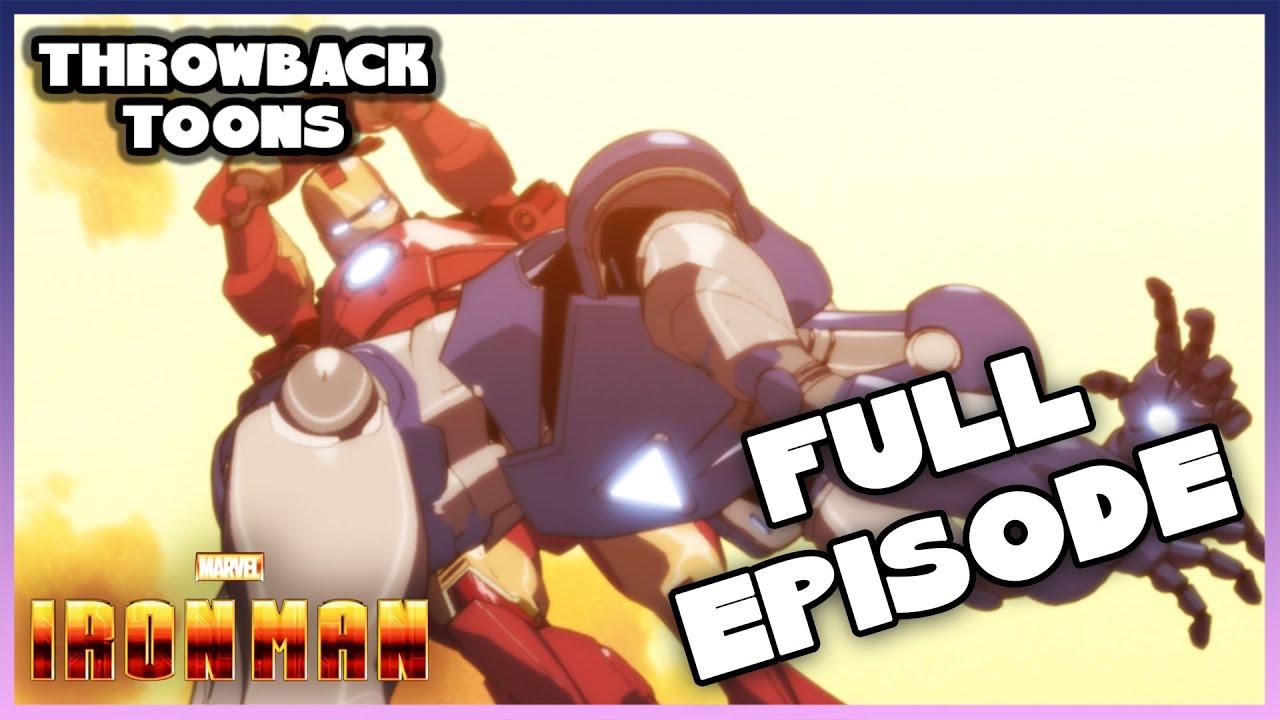 Marvel Anime: Iron Man | Japan: Enter Iron Man S01 EP1 (FULL EPISODE) | Throwback Toons