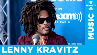 lenny kravitz talks about work with prince before his passing