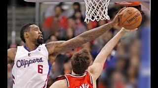 NBA Multiple Blocks In One Possession