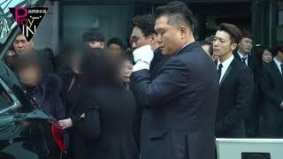 SHINee' Kim JongHyun's Funeral (FULL)