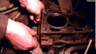 ремонт двигателя Chery Amulet часть 2(, 2014-05-05T21:50:30.000Z)