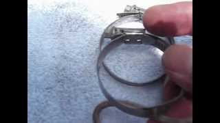 Hose clamp different types by froggy