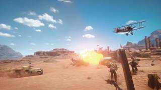 Battlefield 1 - НИ ШАГУ НАЗАД ! ( ВИДЕО РОЛИК )