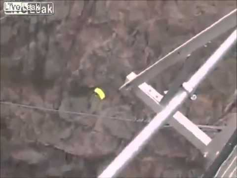 Death of BASE Jumper Dwain Weston --...
