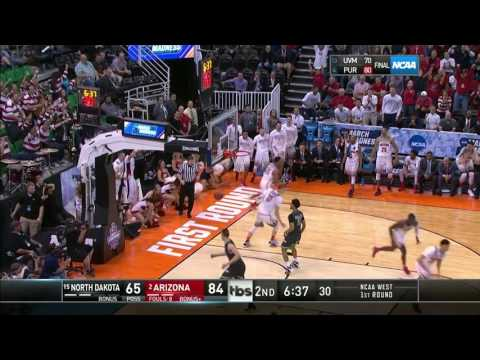 2017 NCAA March Madness Best Moments