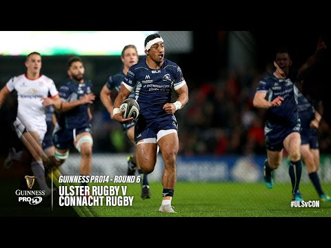 Guinness PRO14 Round 6 Highlights: Ulster Rugby v Connacht Rugby