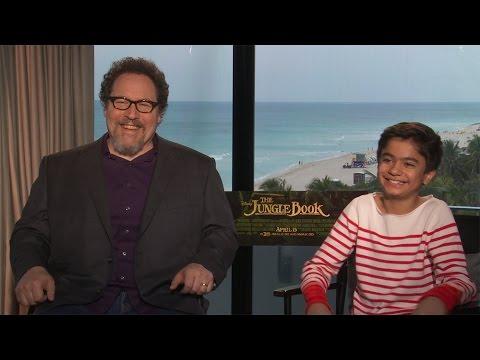 Jon Favreau & Neel Sethi Interview: The Jungle Book