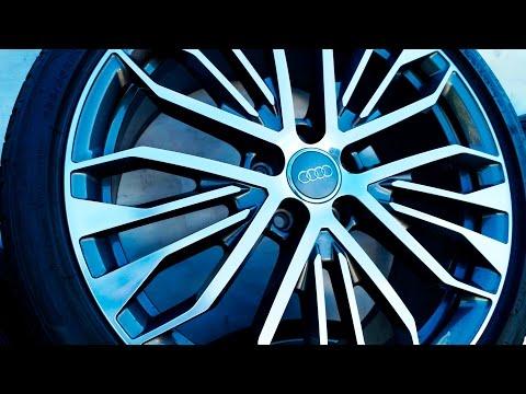 Оригинальные новые кованые диски Audi A6 C7 New R20