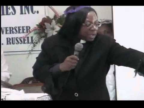 """Am Gonna Make It Over!"" Love Worth Finding Ministries Inc (Nassau, Bahamas)"