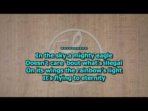 Helloween - Eagle Fly Free (Karaoke)