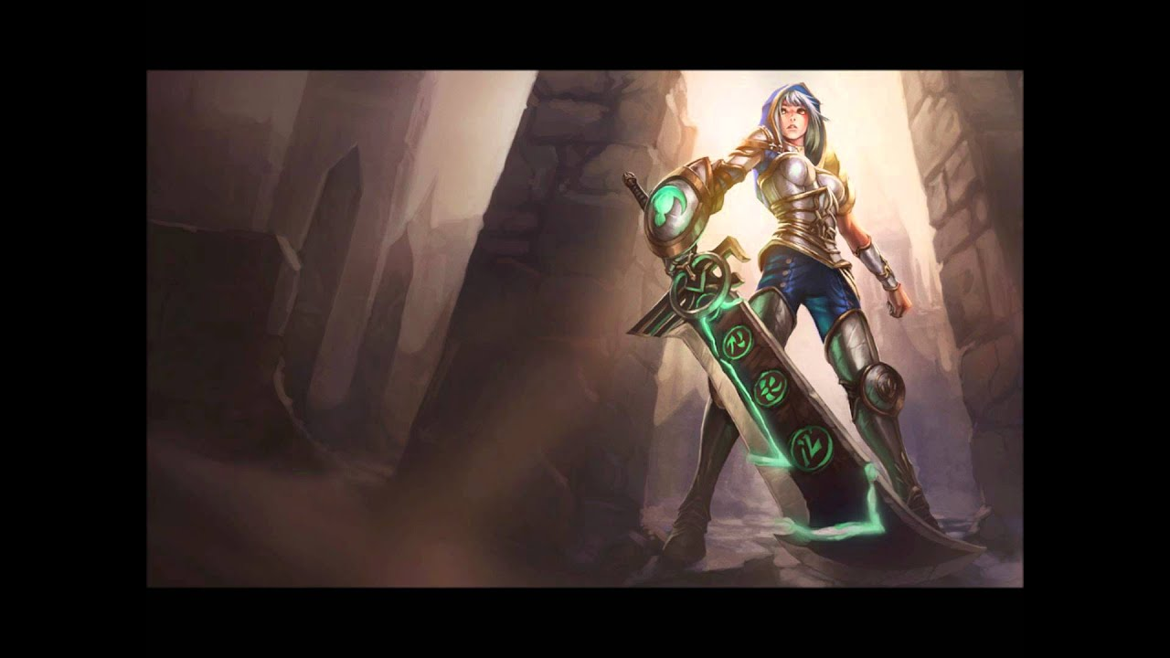 League of Legends Music - Fed Riven Song - YouTube
