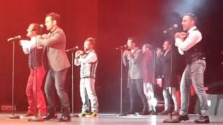 Explota corazón - Magneto y Mercurio - Auditorio Nacional 2016