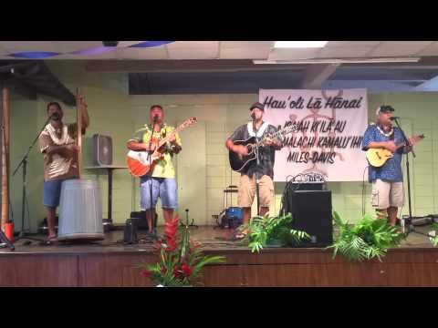 Waimanalo sunset band