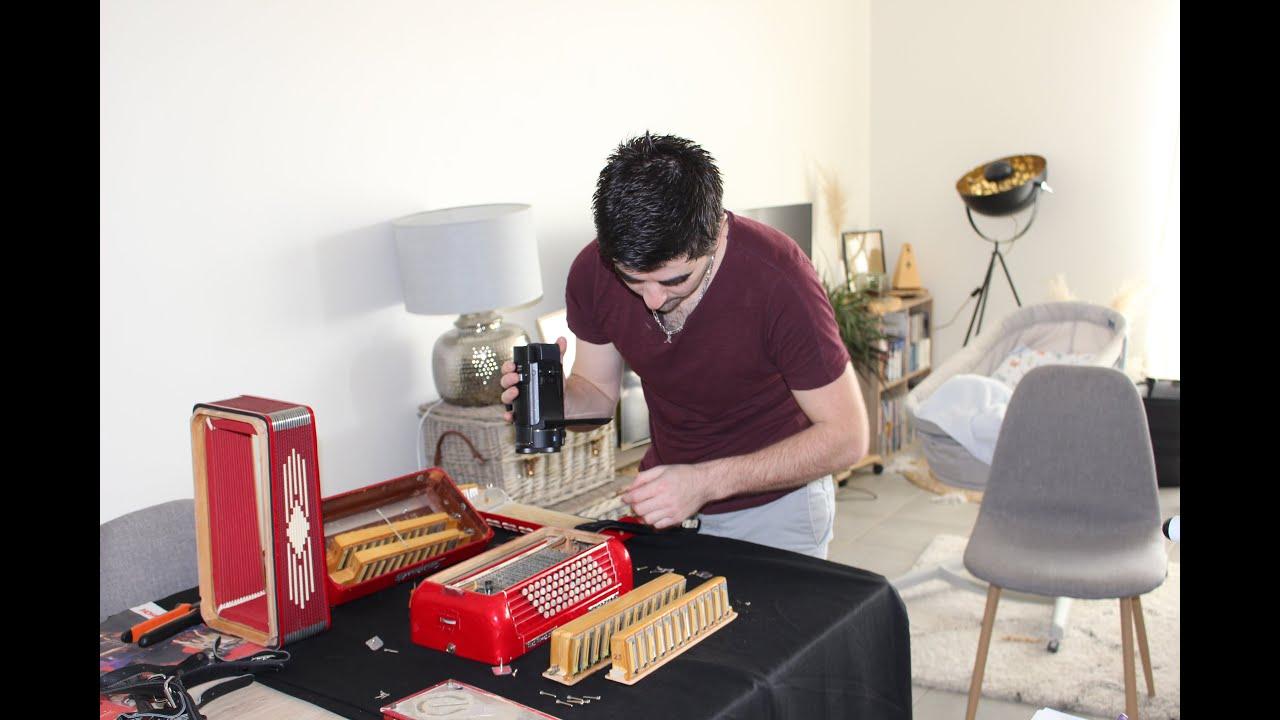 Apprendre l'accordéon 2 - Le saviez-vous? Comment fonctionne l'accordéon