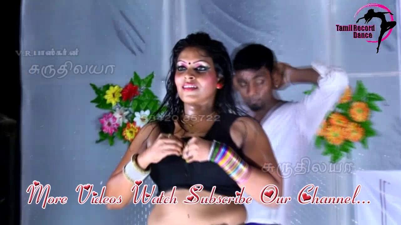 Tamil Record Dance 2019  Latest Tamilnadu Village Aadal -4971